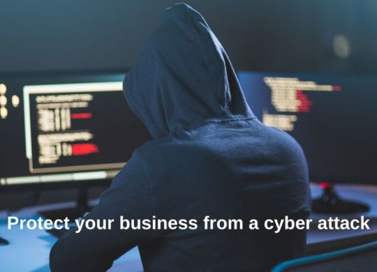 Protect you business from cyber attacks